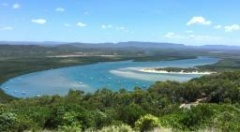Cooktown Grassy Hill views