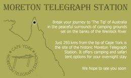 Moreton Telegraph Station